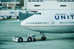 united flight attend.